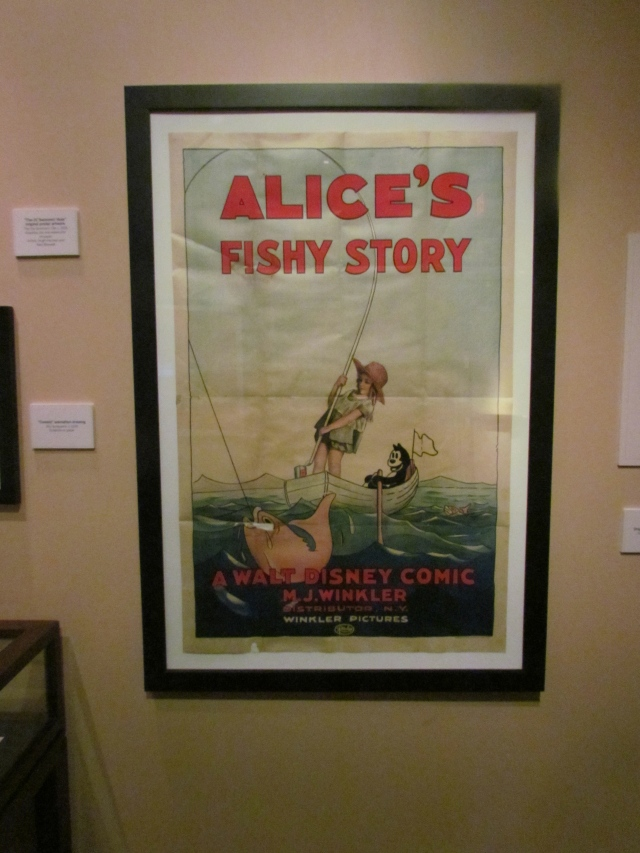 Poster from an Alice comedy