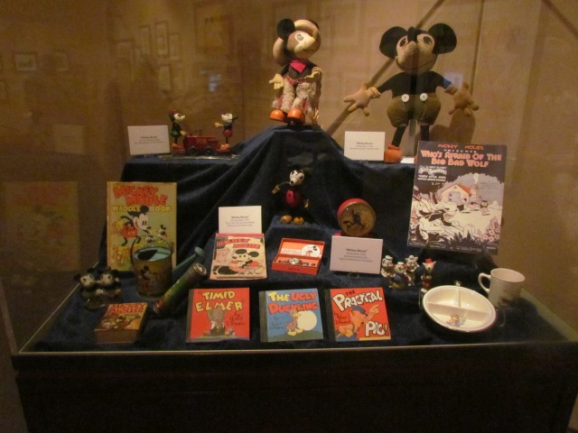 Early Mickey Mouse merchandise