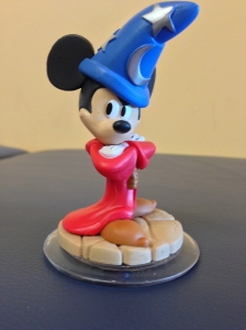 Sorcerer's Apprentice Mickey, available in January