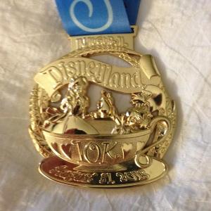 10K Finisher's Medal