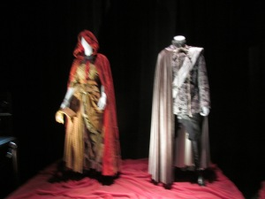 "Costumes from ""Once Upon a Time"""