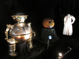 """Props from """"Return to Oz"""""""
