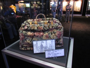 Mary's bag from Mary Poppins