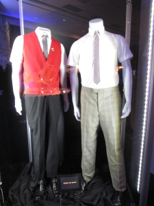 """Sherman Brothers costumes from """"Saving Mr. Banks"""""""