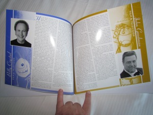 The Disney Legends book
