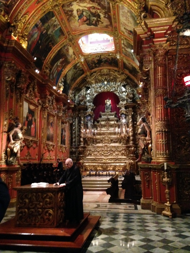 San Bento nave