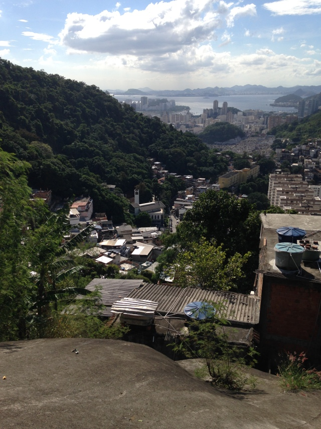 Top of Favela